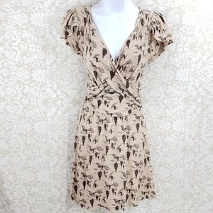 Leifnotes Anthropologie Dress Small